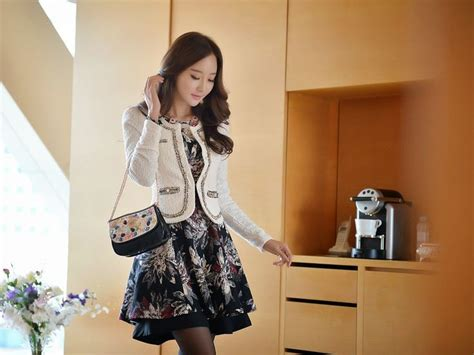 moda 2016 traje formal dama moda coreana 26 modelos de ropa para ir al trabajo