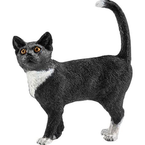 Schleich Kitten Figure gatos em miniaturas miniaturas de gatos gato de