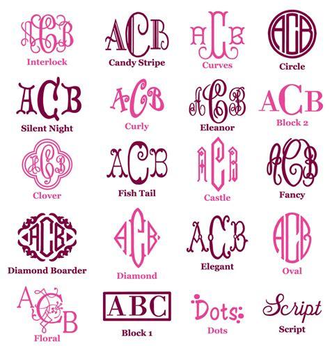 monogram ideas monograms etc this site has a lot of great stuff