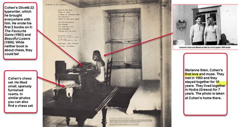 songs from a room the secret chess of leonard cohen spraggettonchess