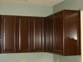 good Kitchen Cabinets Color Combination #7: Brown-Painted-Kitchen-Cabinets-Ideas.jpg