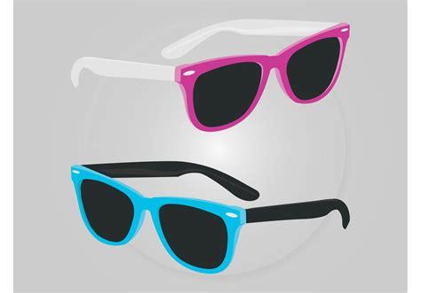 glasses vector sunglasses vectors download free vector art stock