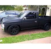 1997 Nissan Hard Body Pick Up  YouTube