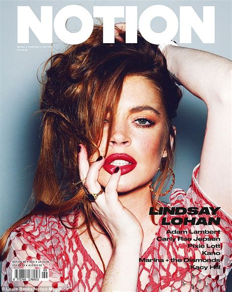 Lindsay Lands Another Fashion Caign by Lindsay Lohan Flashes Derriere In Fashion Shoot For