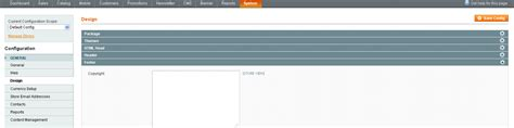 magento layout remove header hostknox magento tutorial how to remove the footer