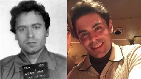 zac efron ted bundy film first look at zac efron as ted bundy infamous horror