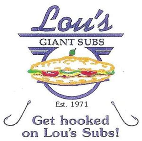 Eat24 Gift Card - lou s giant subs get hooked on lou s
