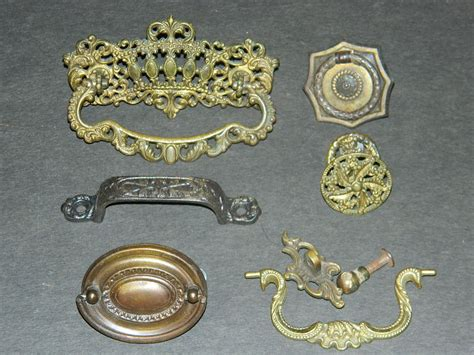 Antique Furniture Hardware Drawer Pulls by Robinson S Antique Hardware Provincial Style