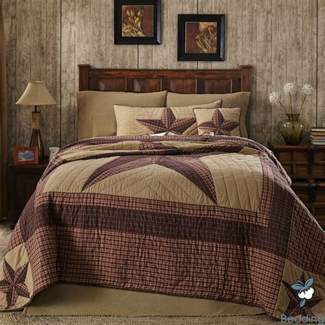 cal king bedding 7 pc burgundy brown u0026 beige suede