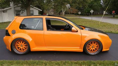 volkswagen gti custom 2003 custom volkswagen gti turbo wide 6 speed