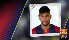 Neymar Da Silva Jr 2015