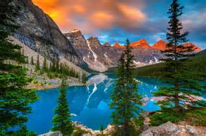 Moraine lake canada surreal place 6 live unbound