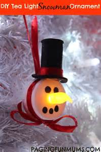 35 creative and fun snowman art