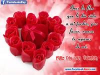 Tarjetas Para San Valentin Con Frases De Amor  Imágenes Bonitas