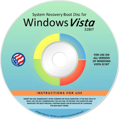resetting windows vista home premium windows vista home premium recovery disc