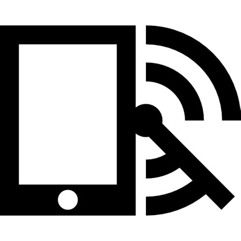 mobile rss feeds mobile phone with radar and rss feed symbol free