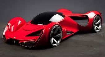 Future Ferraris Shows Us The Future With Design School Concepts