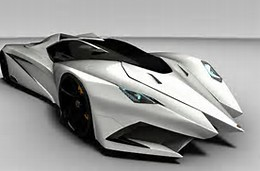 Lamborghini Ferruccio Concept Car