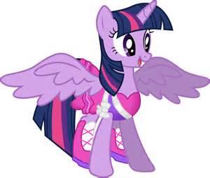 My little pony twilight sparkle en traje de eg by lindana506 on