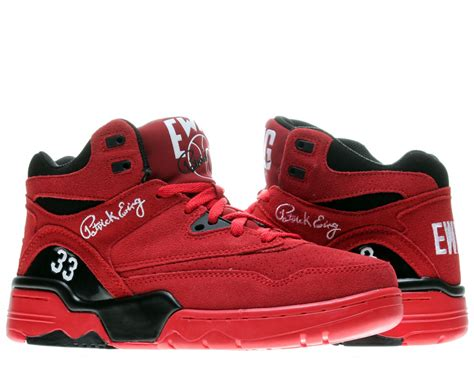 ewing basketball shoes ewing athletics ewing guard black s basketball