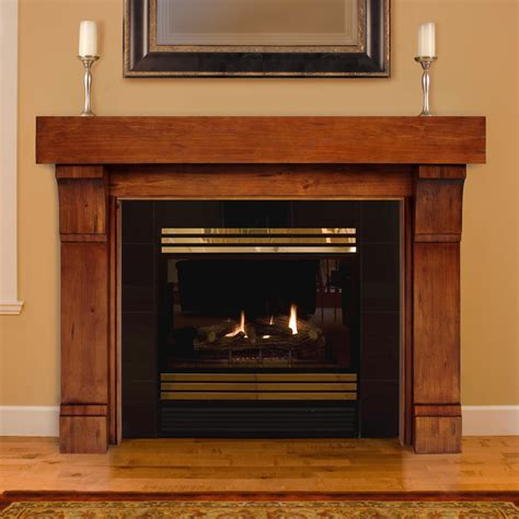 Pearl Fireplace Mantels by Pearl Mantels Cumberland Fireplace Mantel Surround