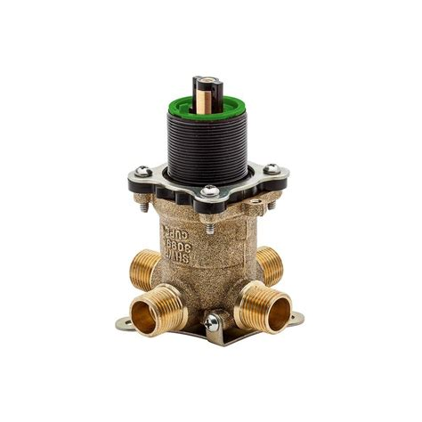 What Is A Pressure Balance Shower Valve by Pfister Single Pressure Balance Tub Shower Valve