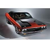 Dodge Challenger HD Wallpaper