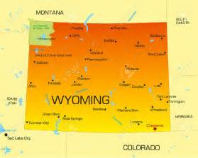 Map Of Wyoming State by Similiar Wy State Keywords