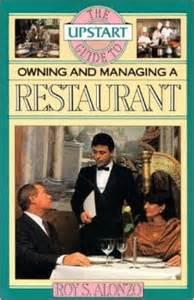 Restaurant Owning