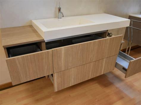 lavello bagno sospeso mobile bagno sospeso compab con lavandino in mineralmarmo