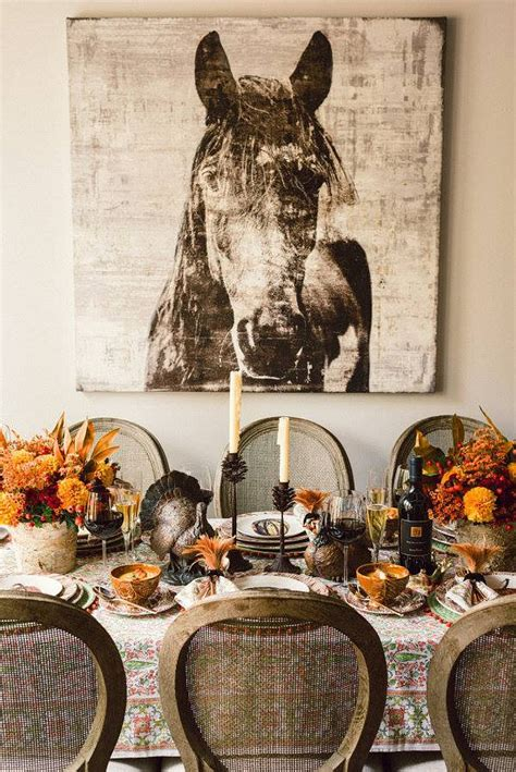 vintage home love autumn table decor and a vintage industrial table fall decorating ideas interior design ideas home bunch