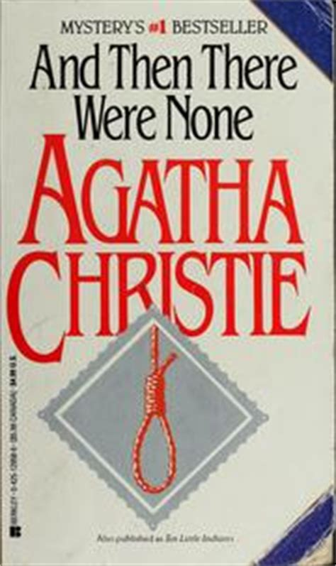 and then there were none (1991 edition) | open library
