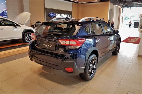 All Subaru Xv Launched In Malaysia Autoworld Com My