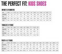 Shoes youth children childrens shoes foot chart little girl shoes