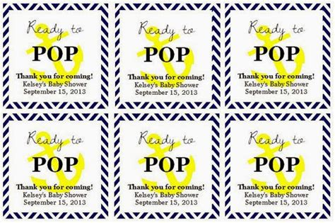 ready to pop template free from the ash tree meadow navy and yellow nautical baby