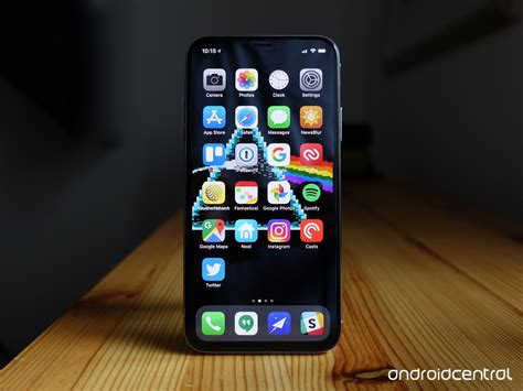 android or iphone iphone x the android central review android central