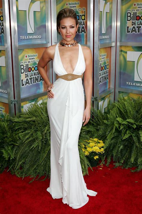 Taliaa Dress Thalia In 2005 Billboard Awards Arrivals