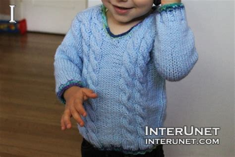 steps to knit a sweater how to knit a sweater for baby or toddler tutorial