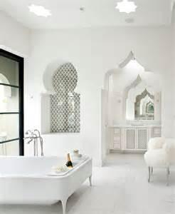 Bath uses the moroccan design elements design gordon stein design