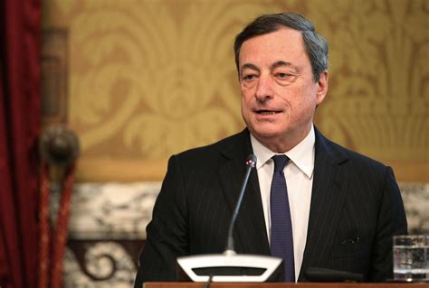 Rage President Free Draghi Defends His Low Rate Policy Against German Rage