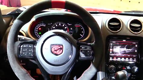 dodge viper 2017 interior 2017 dodge viper acr luxury features exterior and