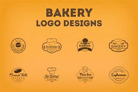 free bakery logo templates bakery logo templates logo templates on creative market