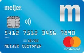 meijer 174 credit card manage your account