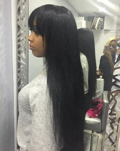 16 inch weave with chinese bangs chinese bangs chinese bang sew in black women