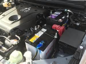 Mitsubishi L200 Battery Dual Battery Tray Mitsubishi Mq Triton 2016 Qe Pajero
