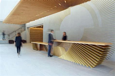 office reception desk designs 33 office furnitures designs ideas plans design trends