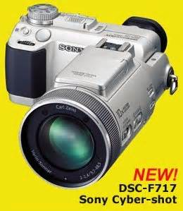 ignite your digital photography with new cyber shot dsc f717