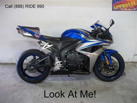 honda crotch rocket 2007 used honda cbr600rr crotch rocket for for sale on