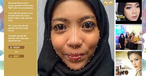 Aplikasi Eyeshadow Sariayu berbagi kisah dengan ezu studio sariayu review