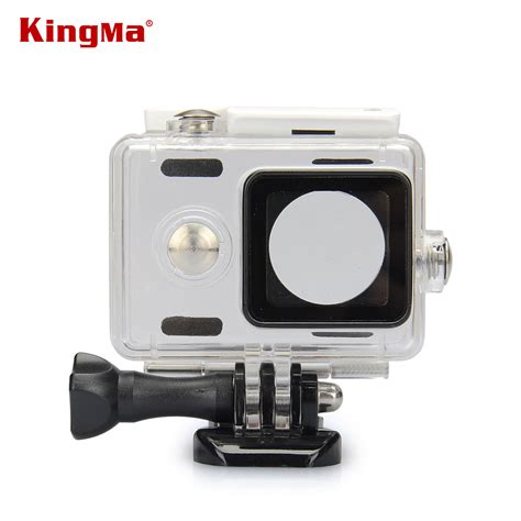 Xiaomi Yi Waterproof Kingma kingma original xiaomi yi waterproof mi yi 40m diving sports waterproof box yi